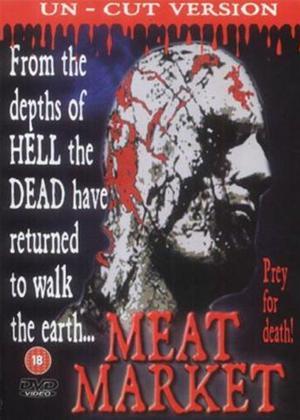 Meat Market Online DVD Rental