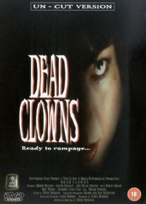 Dead Clowns Online DVD Rental