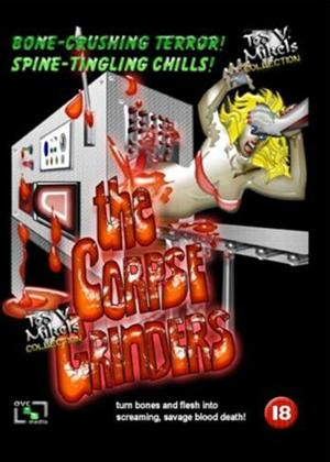The Corpse Grinders Online DVD Rental