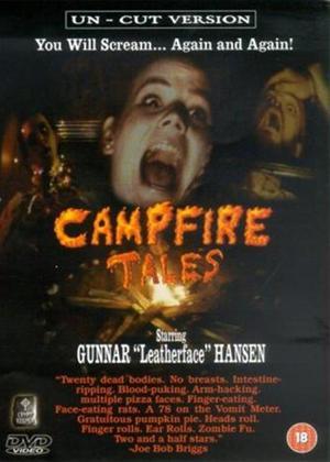 Rent Campfire Tales Online DVD Rental