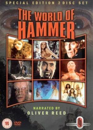 Rent The World of Hammer Online DVD Rental