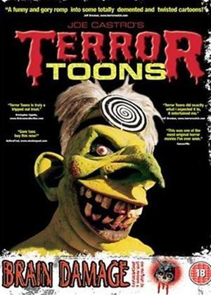 Terror Toons Online DVD Rental