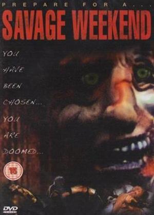 Rent Savage Weekend Online DVD Rental