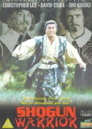 Shogun Warrior Online DVD Rental