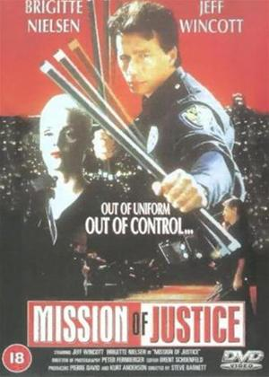 Rent Mission of Justice Online DVD Rental