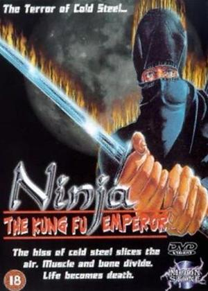 Rent Ninja: The Kung Fu Emperor Online DVD Rental