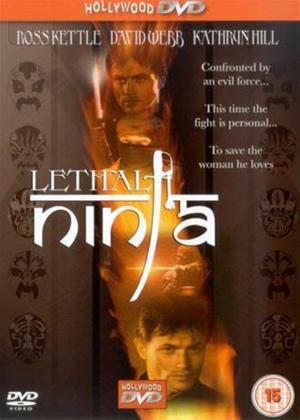 Rent Lethal Ninja Online DVD Rental