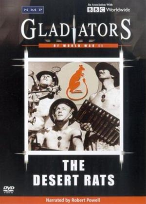 Rent Gladiators of World War 2: The Desert Rats Online DVD Rental
