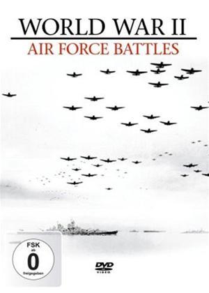 Rent World War II: Air Force Battles Online DVD Rental
