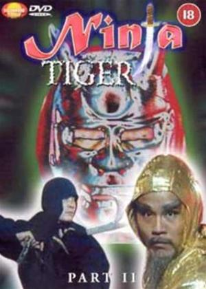 Rent Ninja Tiger: Vol.2 Online DVD Rental