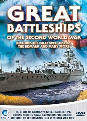 Rent Great Battleships of the Second World War Online DVD Rental