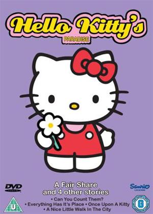 Hello Kitty's Paradise a Fair Share and 4 Other Stories Online DVD Rental