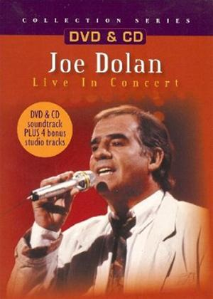 Joe Dolan Live in Concert Online DVD Rental
