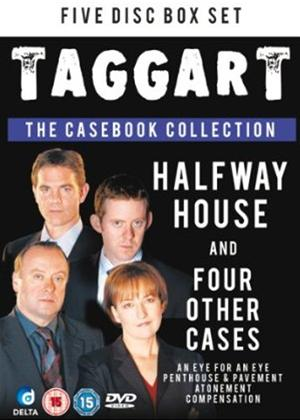 Taggart: Halfway House and Four Other Cases Online DVD Rental