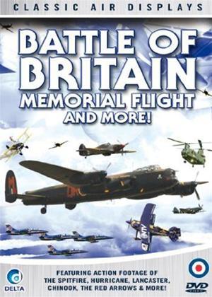 Rent Classic Air Displays: Battle of Britain Memorial Flight and More Online DVD Rental