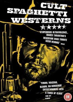 Cult Spaghetti Westerns Online DVD Rental