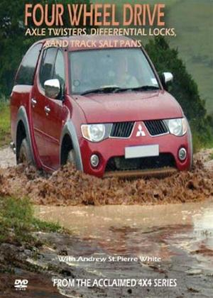 Rent Four Wheel Drive Axle Twisters, Differential Locks, Sand Tracks Salt Pans Online DVD Rental