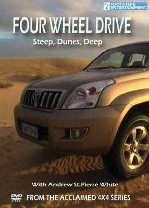 Four Wheel Drive: Steep, Dunes, Deep Online DVD Rental