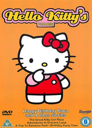 Hello Kitty's Paradise: Happy Birthday Papa and 4 Other Stories Online DVD Rental