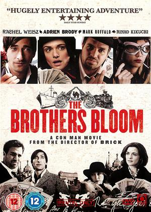Rent The Brothers Bloom Online DVD Rental