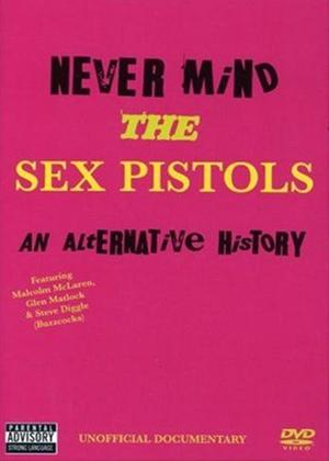 Never Mind the Sex Pistols: An Alternative History Online DVD Rental