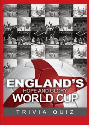 England's Hope and Glory: World Cup Trivia Quiz Online DVD Rental