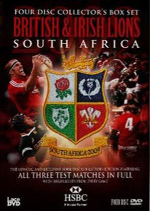 British and Irish Lions: South Africa Online DVD Rental