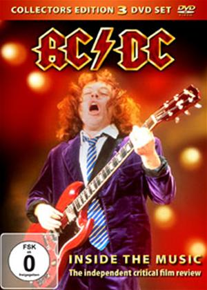 AC/DC: Inside the Music Online DVD Rental