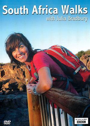 South Africa Walks with Julia Bradbury Online DVD Rental