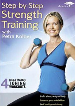 Step by Step Strength Training Online DVD Rental