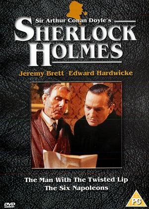 Sherlock Holmes: The Man with The Twisted Lip / The Six Napoleons Online DVD Rental