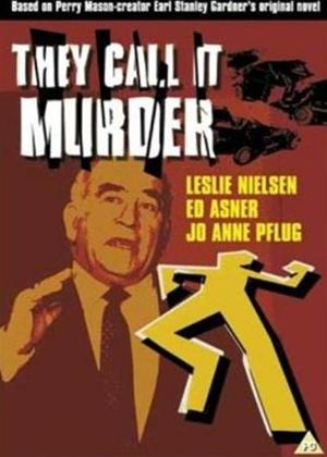 Rent They Call It Murder Online DVD Rental