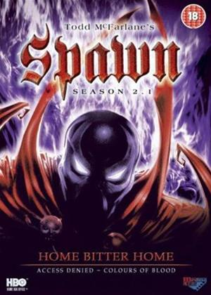 Todd McFarlane's Spawn: Series 2: Vol.1 Online DVD Rental