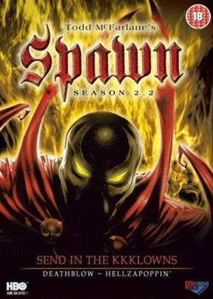 Todd McFarlane's Spawn: Series 2: Vol.2 Online DVD Rental