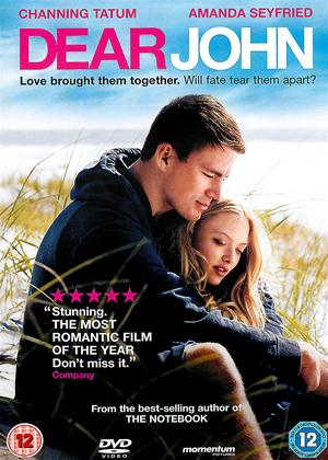 Rent Dear John Online DVD Rental