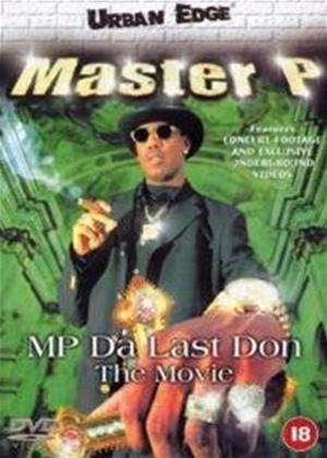 Rent Master P: MP Da Last Don: The Movie Online DVD Rental