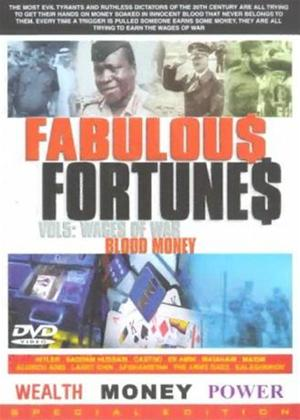 Rent Fabulous Fortunes: Vol.5: Wages of War Online DVD Rental