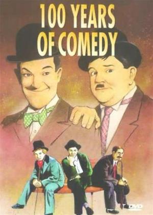 Rent 100 Years of Comedy Online DVD Rental