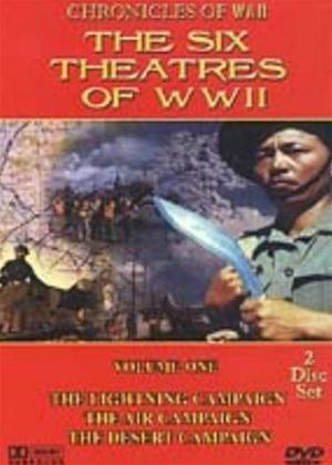 Rent Six Theatres of War: Vol.1 Online DVD Rental