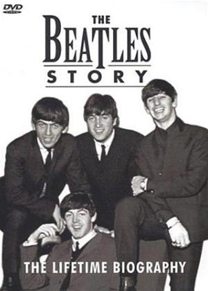 Rent The Beatles Story: The Lifetime Biography Online DVD Rental