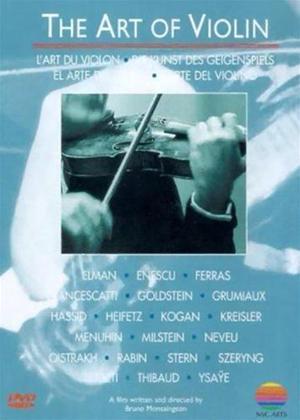 The Art of Violin Online DVD Rental
