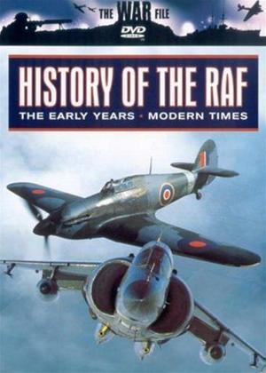 History of the RAF Online DVD Rental