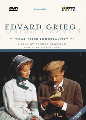 Rent Edvard Grieg: What Price Immortality ? Online DVD Rental