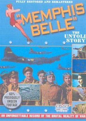 Memphis Belle: The Untold Story Online DVD Rental