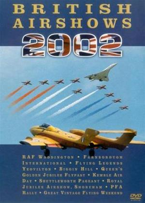 British Airshows 2002 Online DVD Rental