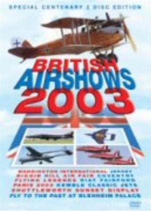 Rent British Airshows 2003 Online DVD Rental