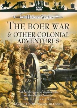 The Boer War and Other Colonial Adventures Online DVD Rental