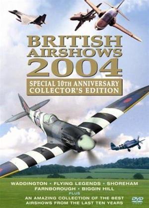 British Airshows 2004 Online DVD Rental