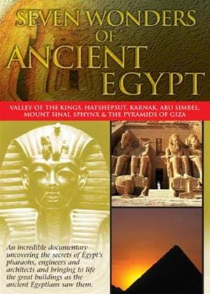 Seven Wonders of Ancient Egypt: Valley of the Kings Online DVD Rental