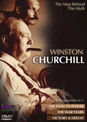 Winston Churchill: The Man Behind The Myth Online DVD Rental